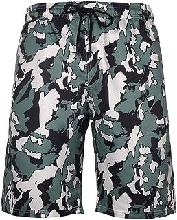 3fd19cf6e510 Topgrowth Costumi Da Bagno Uomo Taglie Forti Estate Casual Hawaii Stampato  Pantaloncini da Spiaggia Running Nuoto