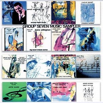 Group Seven Music Sampler # 1