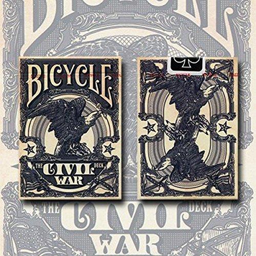 US Playing Cards Bicycle Civil War …