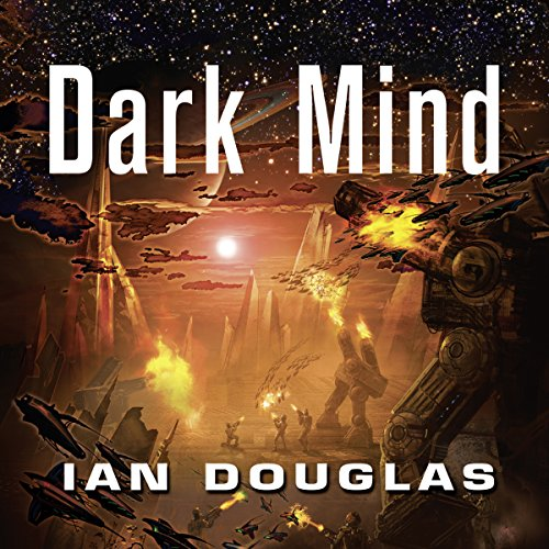Dark Mind audiobook cover art