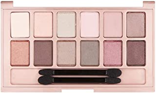 Maybelline New York The Blushed Nudes, Paleta de Sombras de Ojos