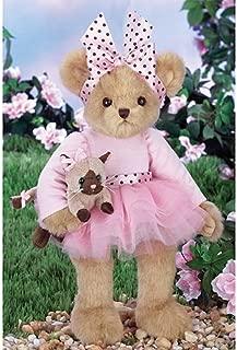 Bearington Bella and Stella Teddy Bear and Cat Pair Stuffed Animal Toys 14