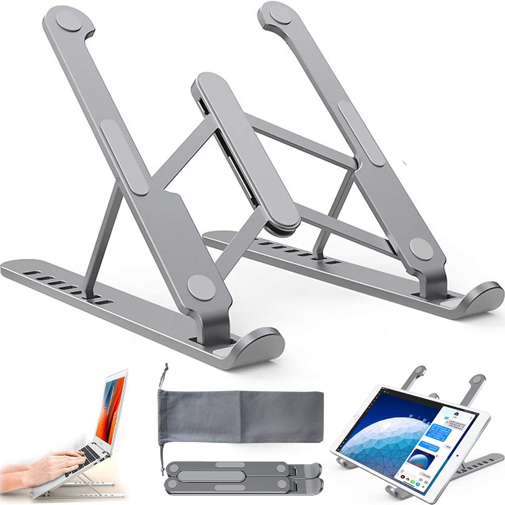 Laptop Super beauty product restock quality top Stand Portable Foldable Soldering Riser Computer Desk