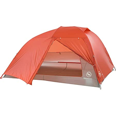 Big Agnes(ビッグアグネス) Copper Spur(コッパースパー) HV UL - 超軽量バックパッキングテント 3 Person