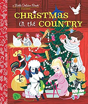 Christmas in the Country  Little Golden Book