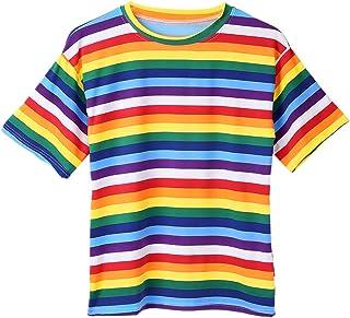 Shirt ShirtTop E Amazon T itArcobaleno BluseAbbigliamento 8N0OwnPXkZ