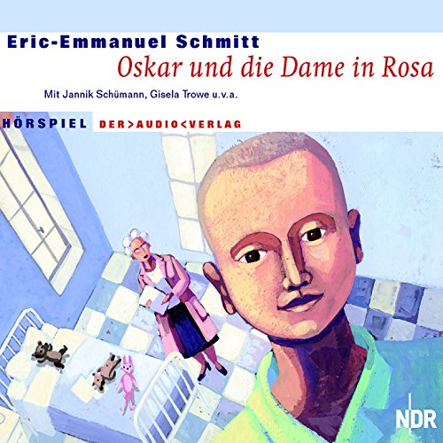 Oskar und die Dame in Rosa audiobook cover art