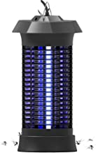 Micnaron Indoor Bug Zapper | Electric UVC Insect Catcher & Killer for Flies, Mosquitoes, Gnats & Other Flying Pests | 600 ...