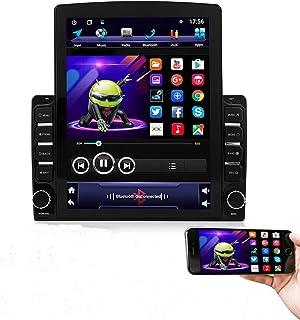 $199 » Sponsored Ad - Car Stereo Radio GPS Nav Single-DIN Car Radio Audio Receivers Android 9.1 Multimedia Head Unit with Bluetoo...