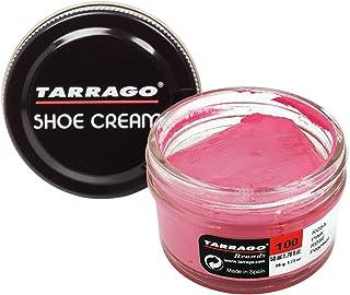 Tarrago Shoe Cream Jar 50ml. #100 Pink