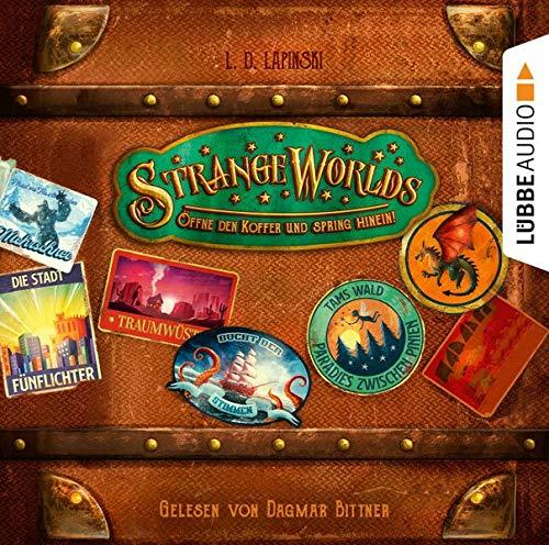 Strangeworlds - Öffne den Koffer und spring hinein! cover art