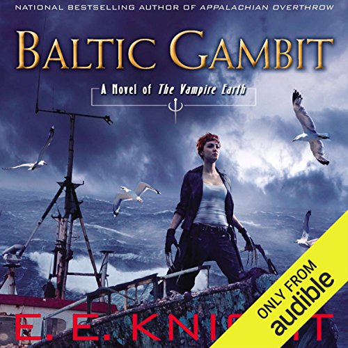 Baltic Gambit audiobook cover art