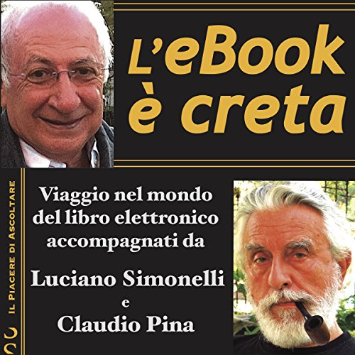 L'eBook è creta cover art