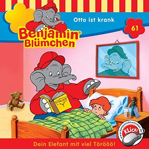 Otto ist krank audiobook cover art