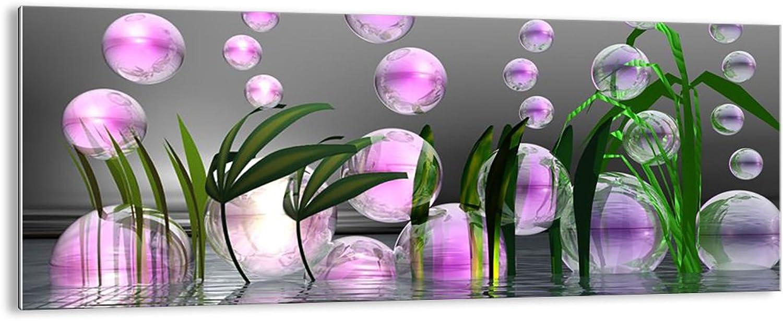Bild auf Glas - Glasbilder Glasbilder Glasbilder - Einteilig - Breite  100cm, Höhe  40cm - Bildnummer 2329 - zum Aufhängen bereit - Bilder - Kunstdruck - GAB100x40-2329 B01IH2DN7O 5f22f5