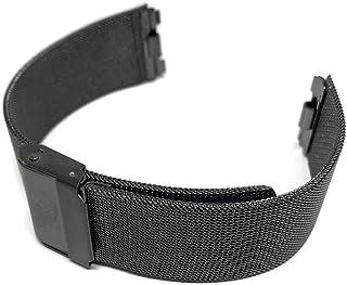 Cinturino di ricambio per orologi originale Skagen Denmark 233MBB senza orologio, maglia milanese