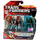 Transformers: Power Core Combiners Series 2 Windburn with Darkray Action Figu...
