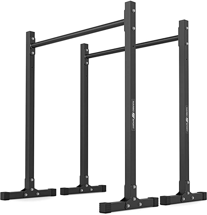 273 opinioni per Marbo Sport Dipstation Dip Stand Dipper Station Chin Up MH-D011