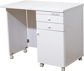 FS-231~ 电源适配器及变换器 白色 幅91.5(折りたたんだ状態46.5)×奥行53×高さ73cm FS-231WH