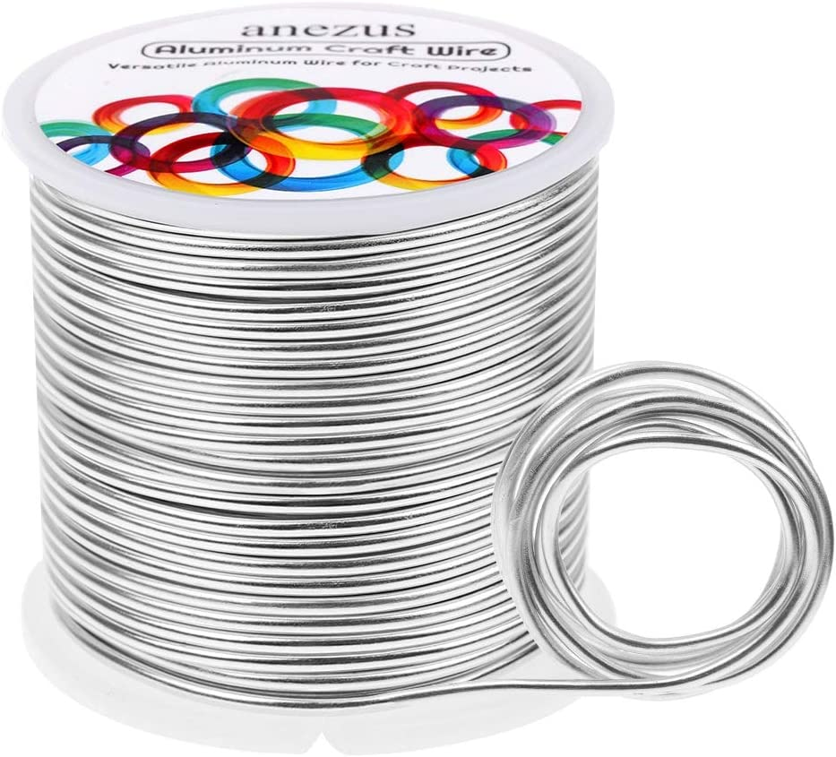 12 Gauge Aluminum Wire 100 Bend Metal Anezus Armature Al sold out. Feet Max 87% OFF