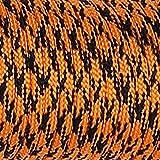 WEARRR 4 Dimensione Dia.4mm 9 Stand Core Cors Paracord per Paracadute Cordino Cordino Campeggio rampicante Corda da Campeggio Escursionismo stendibiancheria