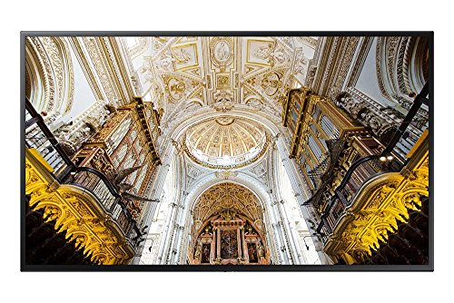 65-inch Commercial 4K UHD LED LCD Display - Manufactured in a TAA Country