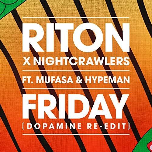 Riton & Nightcrawlers feat. Mufasa & Hypeman