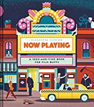 Now Playing: A Seek-and-Find Book for Film Buffs: (Trivia Game, Movie Trivia, Book about Film)