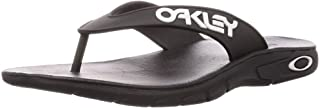 Oakley Mens 2020 B1B Comfort Slip On Beach Textile Flip Flops