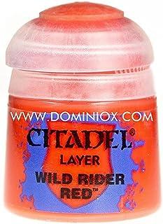 Wildrider Red Layer Paint by Games Workshop