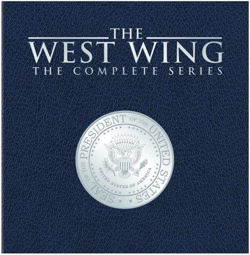 West Wing The Complete Series Collection Repackage DVD product image