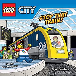 LEGO City     Stop That Train!              By:                                                                                                                                 Ace Landers                               Narrated by:                                                                                                                                 Amy McFadden                      Length: 13 mins     Not rated yet     Overall 0.0