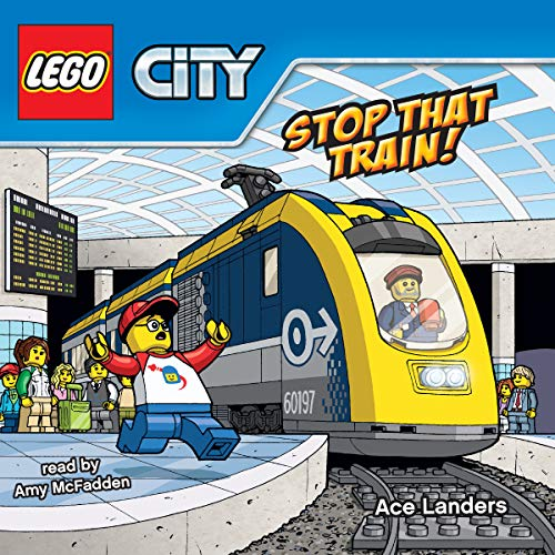 LEGO City  By  cover art