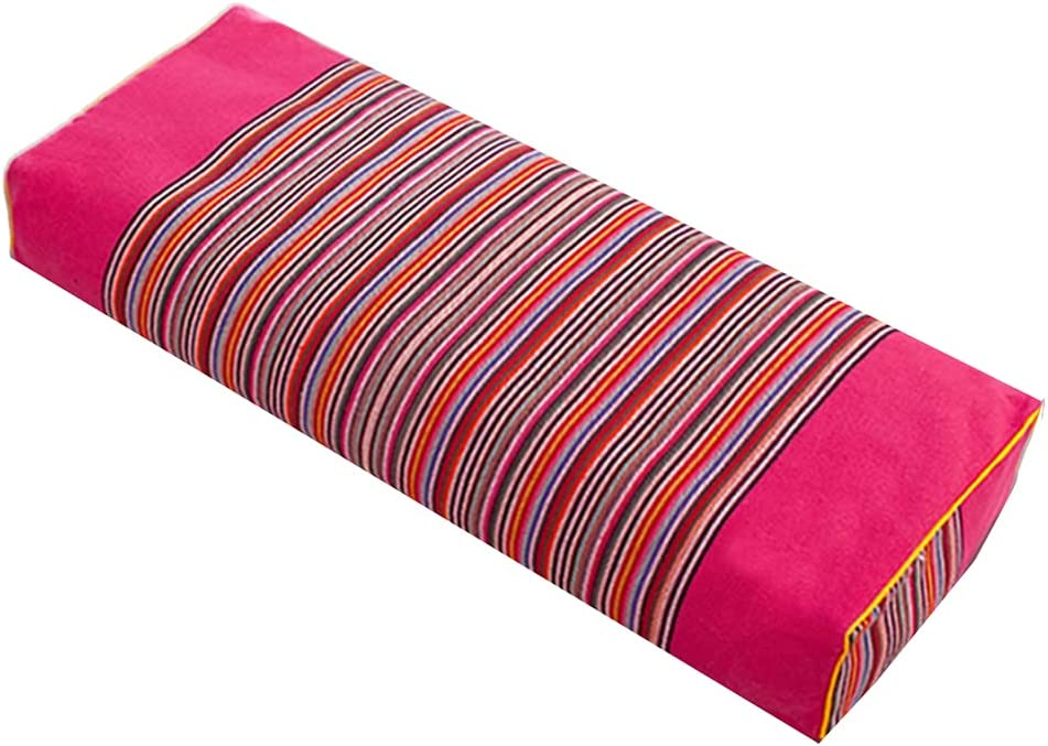 100% Organic coarse Cloth Complete Free Shipping Pillowcase Cheap bargain Pillow buckwheat Packaging
