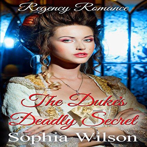 The Duke's Deadly Secret audiobook cover art