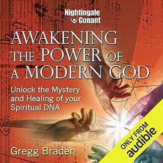 Awakening the Power of Modern God audiobook cover art