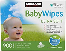 Best kirkland water wipes Reviews