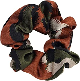 ANJUNIE Women Elastic Hair Rope Ring Hair Band Tie Scrunchie Ponytail Holder Headband