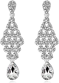 Best chandelier crystal earrings Reviews