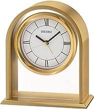 Seiko Golden Table Clock - Qhe134gl