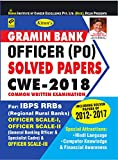 KIRAN'S GRAMIN BANK OFFICRER (PO) SOLVED PAPERS CWE...