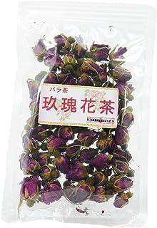 玖瑰花茶 中国花茶 カフェイン無しで、美癒しのバラ茶 25g