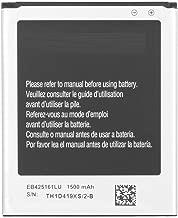 Genuine Original Battery EB425161LU OEM For Samsung I8190 I8160 SGH-T599 / Samsung Galaxy S3 Mini GT-I8190 / Samsung Galaxy S III Mini GT-I8190 / Samsung Galaxy Ace 2 GT-I8160 / Samsung Galaxy Exhibit SGH-T599 / Samsung Galaxy Exhibit SGH-T599N 1500 mAh