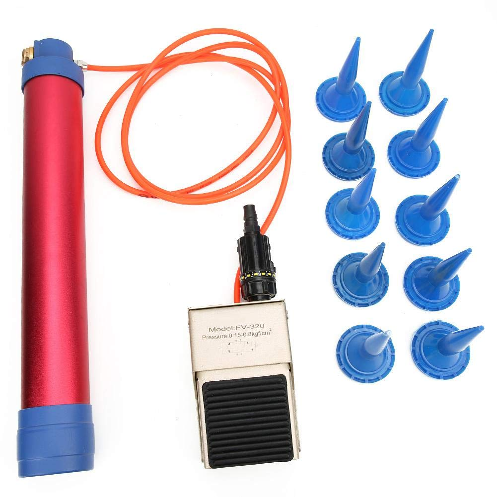 Pneumatic Control air caulking Gun ml 400 G Max 72% OFF Air Purchase Glass