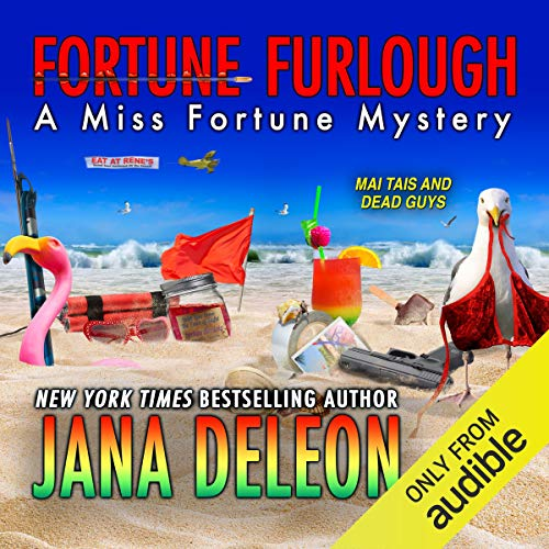 Fortune Furlough                   By:                                                                                                                                 Jane DeLeon                               Narrated by:                                                                                                                                 Cassandra Campbell                      Length: 8 hrs and 30 mins     89 ratings     Overall 4.7