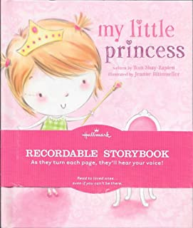 My Little Princess Recordable Storybook