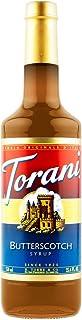Torani Butterscotch Syrup 750mL