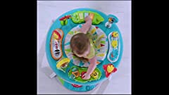 Amazon.com : Fisher-Price 3-in-1 Sit-to-stand Activity ...