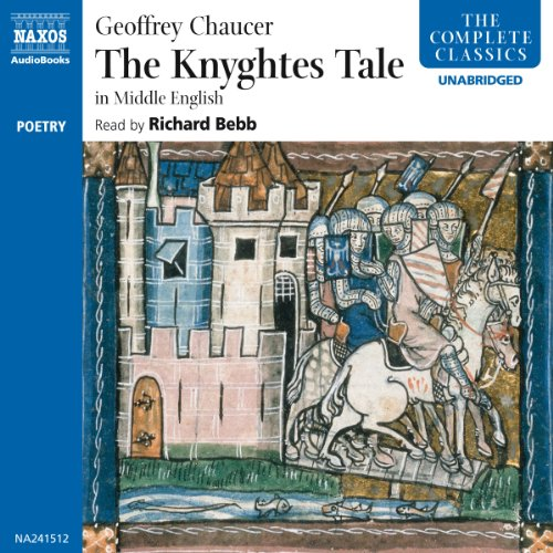 The Knight's Tale cover art