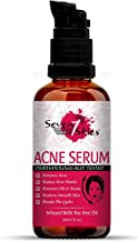 Seven Skies Acne Serum For Clearing Acne Reduces Acne Marks Acne Spot Treatment Infused With Tea Tree Oil For Men & Women (30ml)
